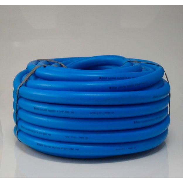 Mangueira lava auto azul