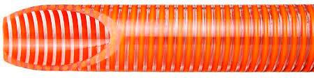 Mangueira sucção laranja 4 polegadas